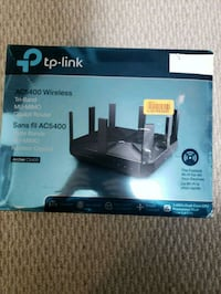 tp link ac5400 tri band mu-mimo gigabit router Mississauga, L5N 8L9