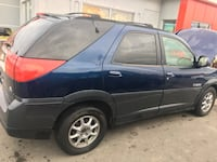 Buick - Rendezvous - 2003 fully serviced ready to go Calgary, T1Y 6L7