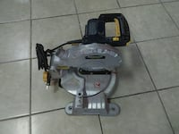 Lightly used Mastercraft 7 1/4 Compound Mitre Saw