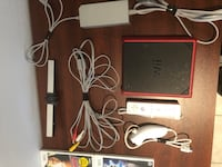 Wii Mini Red + Games + Fit Montréal, H1R 3H9