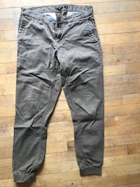 Brown Joggers (size 30) Halifax, B3H 1M9