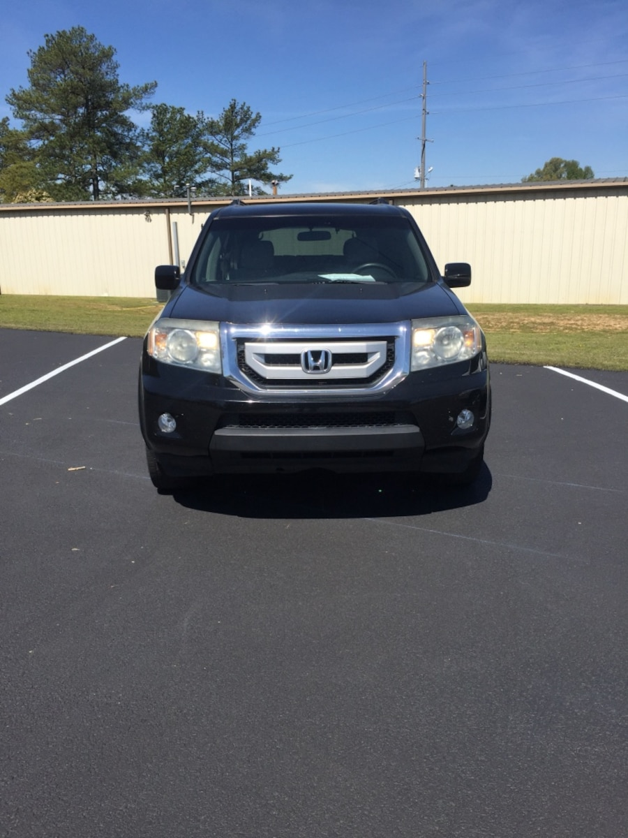 Used black honda pilot in albertville for Black honda pilot