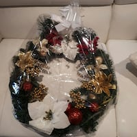 Christmas Wreath  Innisfil
