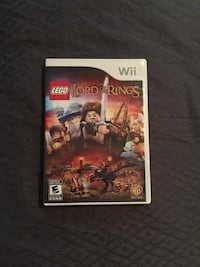LEGO Lord of the Rings Wii Game Toronto, M3C