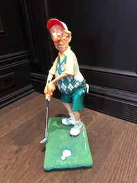 Guillermo comic figurine - Golf Putter 16 inches tall Mississauga, L4Z