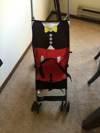 Mickey Mouse stroller. Used once. Very cute. Midlothian, 60445