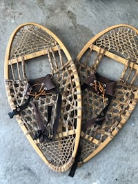3 Wood Snowshoes (small, medium and large) Brampton, L6Y 0P1