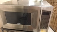 Stainless steal Microwave 48 km