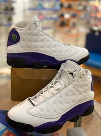 Laker 13s size 11.5 Silver Spring, 20902
