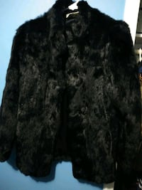 Sumerset rabbit fur coat women Silver Spring, 20906