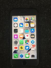 iPhone 6 gri 32gb 8494 km