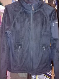 Colombian soft zip up