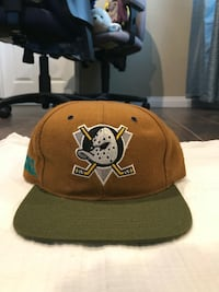 Vintage Mighty Ducks Snapback Westminster, 92683