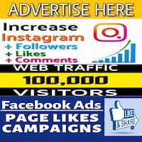 Advertising/Website Traffic Washington