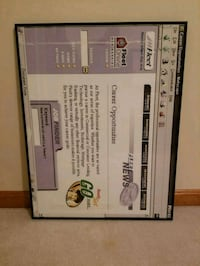 Large picture frame  North Attleborough, 02760
