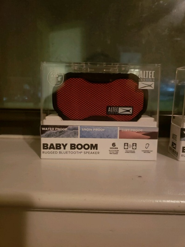 Baby Boom by Altec Lansing 1