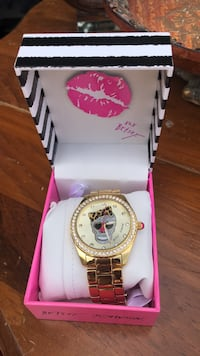 Betsey Johnson Watch BRAND NEW 261 mi