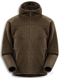 Arcteryx Men's Covert Hoody 30 km