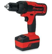 18v lithium snapon drill body only