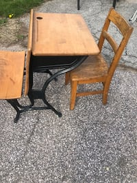Child's desk with extra chair Taneytown, 21787