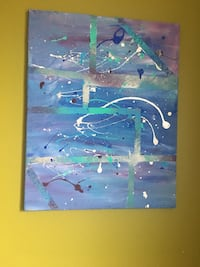 Abstract paintings $10 each Vaughan, L6A 1Z3