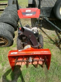 Mud snowblower for sale Frontenac County, K0H