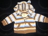 0-3 month old navy jacket Tigard, 97223