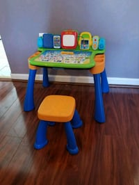 toddler's assorted color plastic toys Arlington