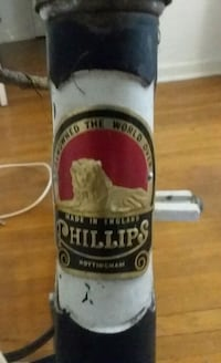 Vintage philips bicicleta  Washington, 20032