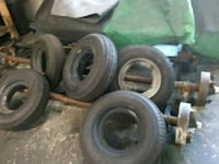Mobile home tires Vancouver, 98662