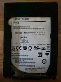 Seagate 500gb Notebook Hard Disk İncivez, 67100
