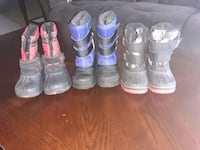 Boys winter boots Waterford Township
