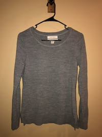 Grey crew-neck sweater Murrells Inlet, 29576