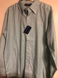Salmon Cove button down Oxford shirt, size L, brand new with tags Tuscumbia, 35674