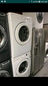 """LG 27"""" Front load washer and dryer set"""