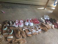 Baby and Toddler girl shoes Rockville