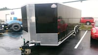 Big Enclosed Trailers Many Sizes 20' 24' 28' 30' 3 Plainview