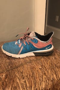 Customized air max sequent 3