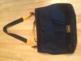 New Briefcase WITH SHOULDER STRAPS