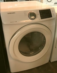 Samsung Electric Dryer Brentwood
