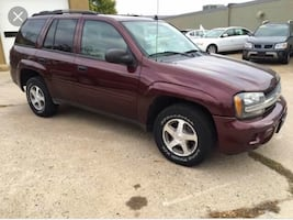 2006 Chevrolet Trailblazer (needs work)
