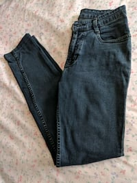 Women's black and blue skinny jeans Abbotsford, V2T 5S3