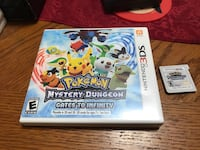 Pokémon Mystery Dungeon Gates to Infinity (3DS)