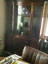 1945 Basset China Cabinet 300 or best offer