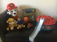 Paw Patrol Lot New Tecumseth, L9R