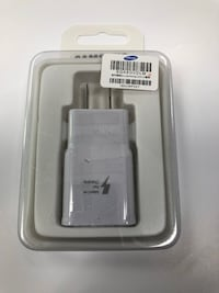 White samsung travel adapter in pack Mississauga, L5B