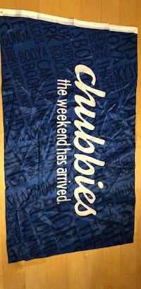 Chubbies Flag Washington, 20002