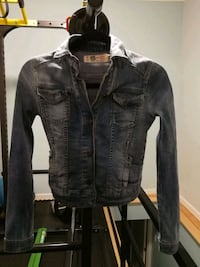Zara denim jacket Montréal, H2R 2J6