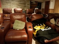 Home Theater chairs Temple Hills, 20735