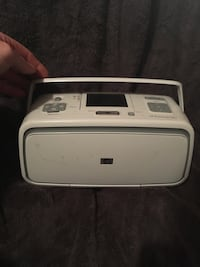 Hp photosmart a612 with extra ink cartridges (2)